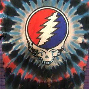 Grateful Dead Vintage collectible tie dye T-shirt